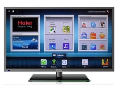 Haier-android-tv