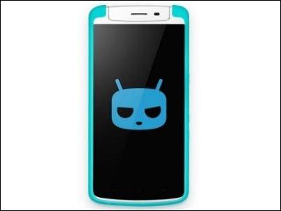 Oppo N1 CyanogenMod Limited Edition