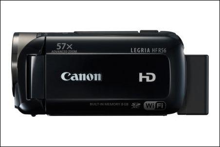 Canon-Legria HF R56-01