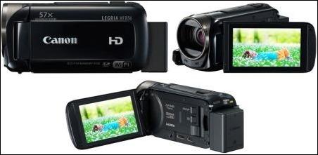 Canon-Legria HF R56-03