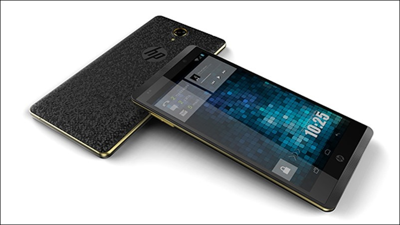 HP lanza dos phablets con Android