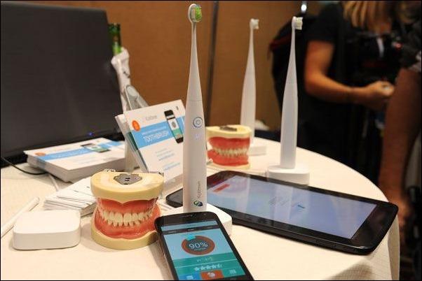 #CES2014 :Nuevo cepillo de dientes electrónico te dirá si te lavas bien los dientes