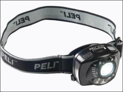 Peli-LED Headtorch