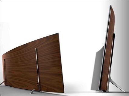 Samsung105'Curved_UHD_Back