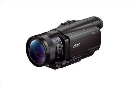 Sony-AX100E 4K-01