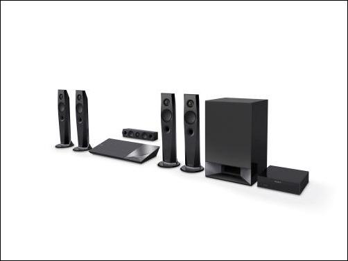 Sistemas Home Cinema Sony BDV-N9200W, BDV-N7200W y BDV-NF7220 Blu-ray Disc