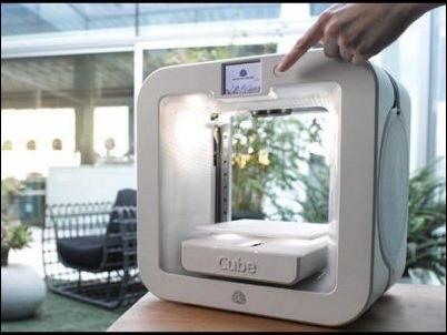 Cube 3, una impresora 3D para tener en casa