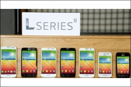 """LG renueva la """"L Serie"""" con tres nuevos modelos"""