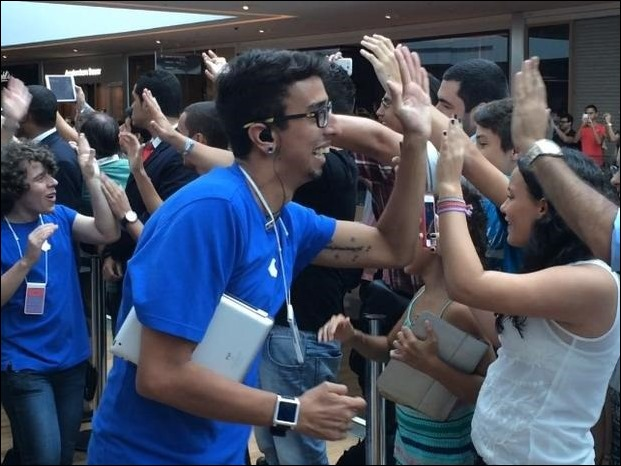 Los precios prohibitivos de los iPhone e iPads en Brasil