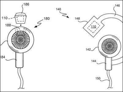 Apple patentó auriculares que miden el ritmo cardíaco del usuario