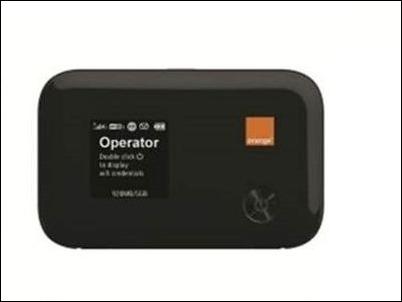 Orange lanza el router WiFi-Móvil 4G Airbox