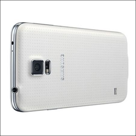 #MWC14: Samsung Galaxy S5 llega con procesador de cuatro núcleos y lector de huellas