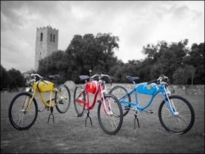 Otocycles, encantadoras bicis eléctricas de estilo retro