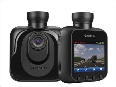 Garmin Dash Cam: el testigo que todo lo ve y que todo lo graba