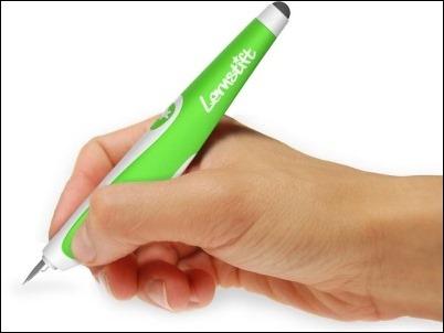 Lernstift: El bolígrafo que detecta errores