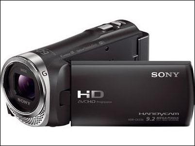 La nueva gama Sony Handycam 2014 llega a las tiendas
