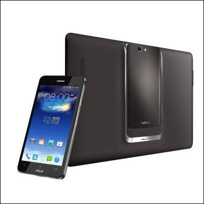 """#MWC14: Asus """"Nuevo Padfone"""", smartphone LTE con pantalla de 5"""" & Tablet de 10"""""""