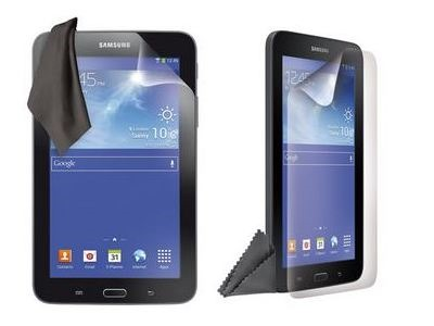 Trust- Screen Protector 2-pack for Galaxy Tab3 Lite
