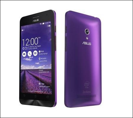 ZenFone 5 Purple_Front