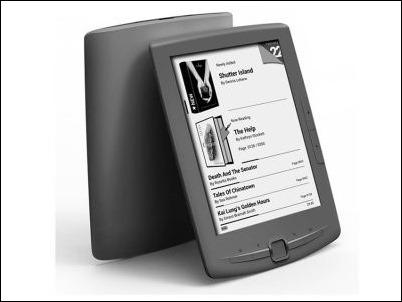 Lector e-Book de Approx, tamaño reducido y súper ligero