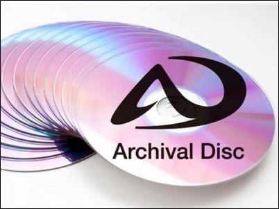 Llega Archival Disc, el sucesor del Blu-ray