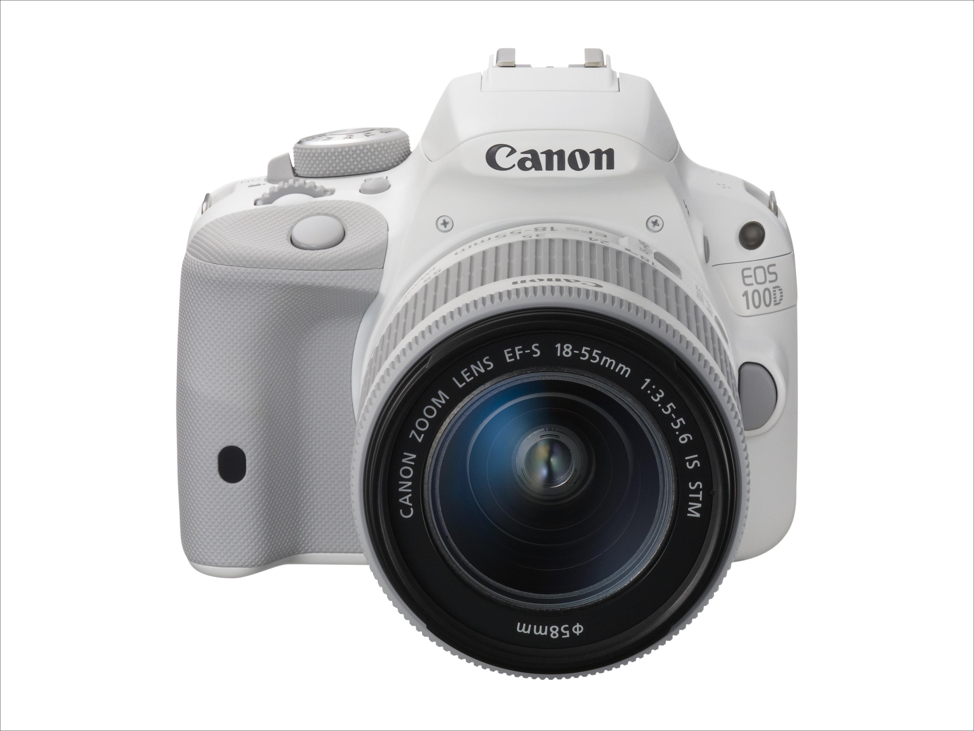 EOS 100D_EF-S 18-55 IS STM WHITE FRA_White