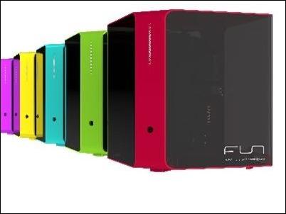 Funbox, la videoconsola más rápida del mundo