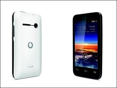 Vodafone smart 4 mini, un smartphone de alto rendimiento a un precio competitivo