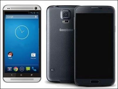 Que no te engañen: Como distinguir el S5 y el HTC M8 de sus copias chinas