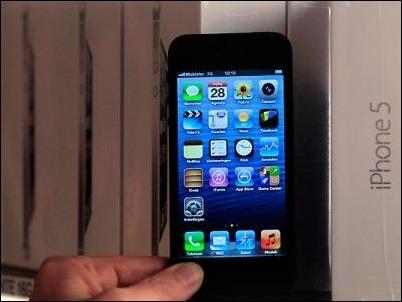 Apple anuncia que reemplazará teléfonos iPhone 5 con defectos en tecla de encendido