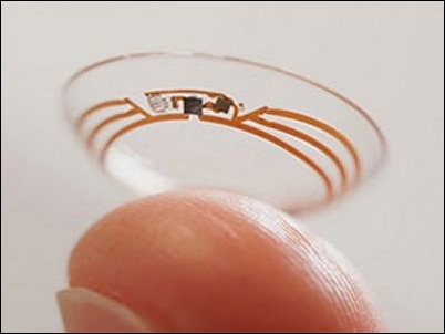lentillas-google-glass