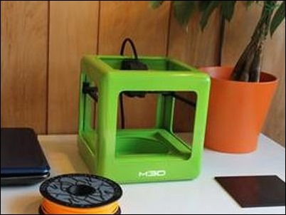 Micro, una impresora 3D para todos los bolsillos y públicos