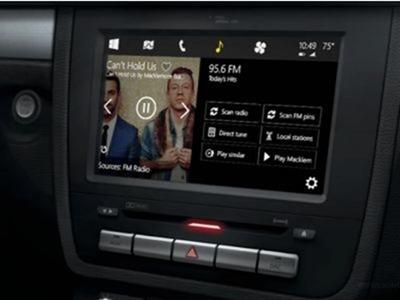 Windows in the car, la respuesta de Microsoft al CarPlay de Apple