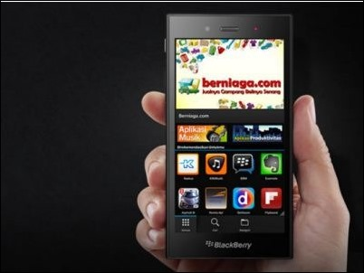 BlackBerry Z3 Jakarta Edition, el Blackberry de Foxconn