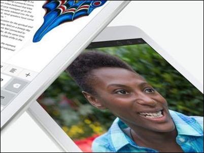 Samsung vuelve a ser su proveedor de pantallas para el iPad