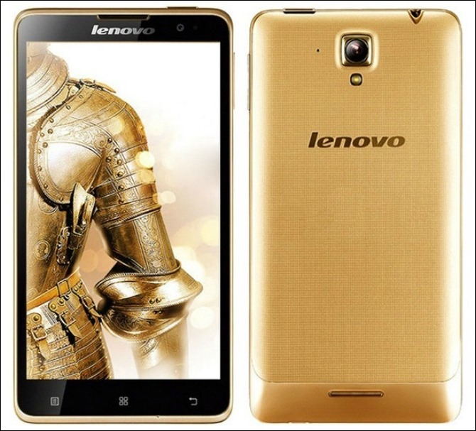Lenovo Golden Warrior S8 un potente Smartphone con ocho núcleos