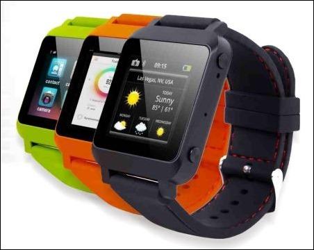 SPC Smartee Watch, nuevo reloj inteligente con Android