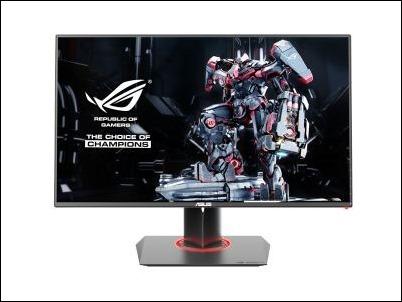Monitor para gaming Asus ROG Swift PG278Q