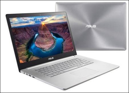 Asus Zenbook NX500-00