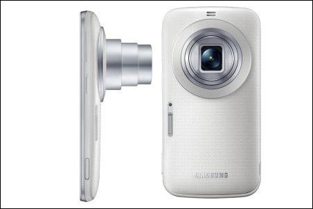 Galaxy K zoom_Shimmery White_07