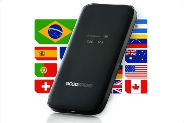Goodspeed, el servicio de internet para viajeros