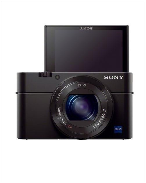 Sony Cyber-shot RX100 III, calidad profesional en el bolsillo