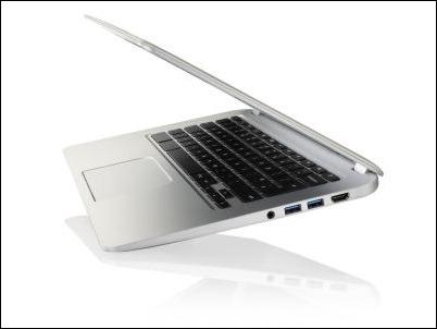 Toshiba presenta su primer Chromebook, el CB30