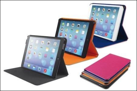 Trust Aeroo, la funda folio más fina para iPad Air e iPad mini