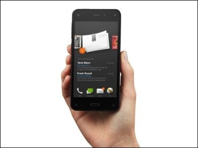 Amazon solo ha vendido 35.000 Fire Phone