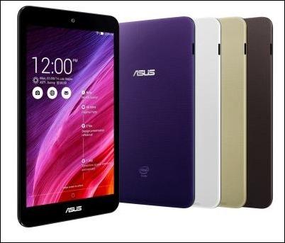 Asus presenta en Computex los primeros tablets Android de 64 bits