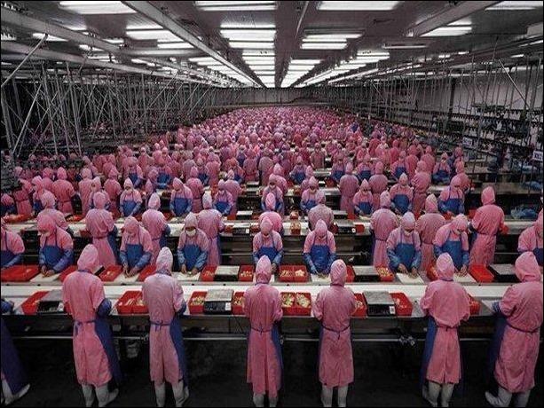 Foxconn contrata a 100.000 trabajadores para fabricar el iPhone 6