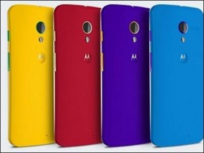 Motorola: Moto X+1 tendría pantalla de 5 pulgadas
