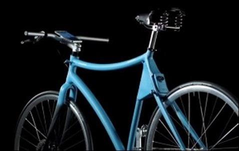 """Ahora Samsung se lanza al diseño de """"bicicletas inteligentes"""""""