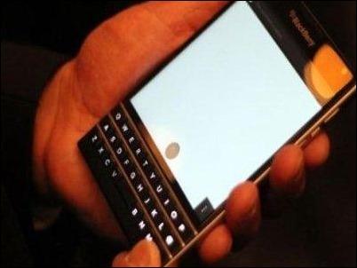 smatphones- blackberry